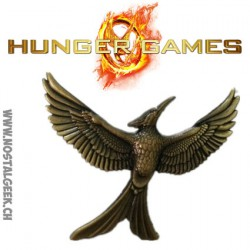 The Hunger Games Pin's Mockingjay