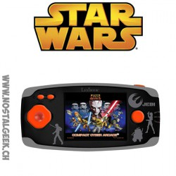 Star Wars Rebels Compact Cyber Arcade console + 150 jeux