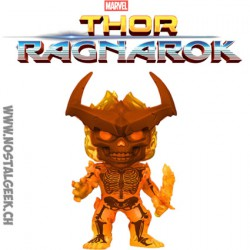 Funko Pop Marvel Thor Ragnarok Surtur Edition Limitée