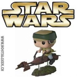 Funko Pop Star Wars Princesse Leia with Speeder Bike Vinyl Figure