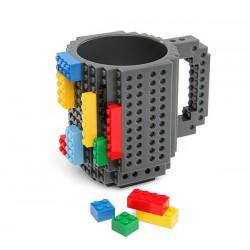 Build-On Brick Mug