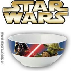 Star Wars Darth Vader and Yoda Bowl