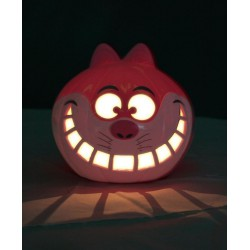 Disney Alice in Wonderland Cheshire Cat Lamp Light