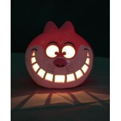 Disney Alice in Wonderland Cheshire Cat Lamp Light
