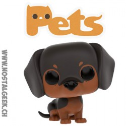 Funko Pop Animaux (Pets) Dogs Dachshund