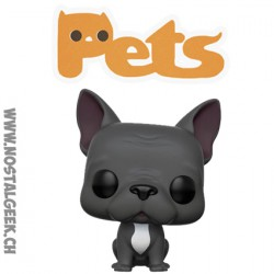 Funko Pop Animaux (Pets) Dogs Bulldog Français