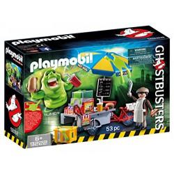 Playmobil - 9222 - Bouffe-Tout avec Stand De Hot-Dog