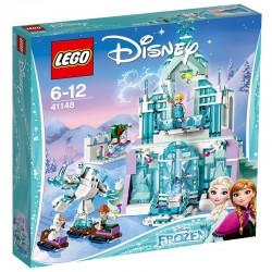 LEGO - 41148 - Disney Princess - Jeu de Construction - Le Palais des Glaces Magique d'Elsa