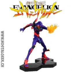Evangelion - EVA 01 vs 10th Angel - Sega HG Figure