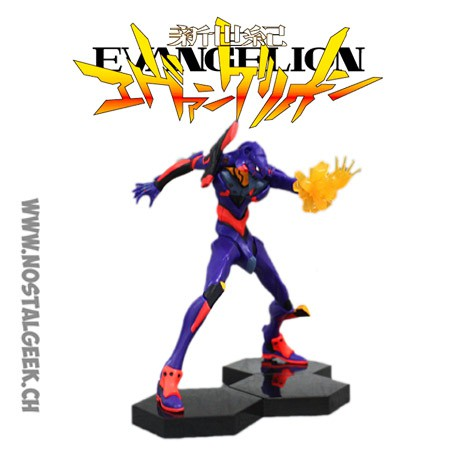 Evangelion - EVA 01 vs 10th Angel - Sega