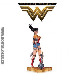 DC Collectibles Wonder Woman - The Art of War - Statue by Tony Daniel