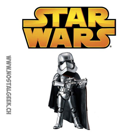 Star Wars World Collectable Figure Premium Captain Phasma Banpresto