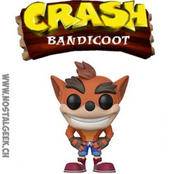 Funko Pop Games Crash Bandicoot Phosphorescent Edition Limitée