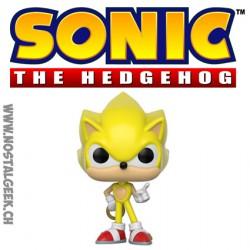 Funko Pop Games Sonic Super Sonic Edition Limitée