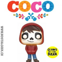 Funko Pop Disney Coco Miguel Phosphorescent Edition Limitée