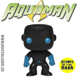 Funko Pop DC Justice League Auquaman (Silhouette) Phosphorescent Edition Limitée
