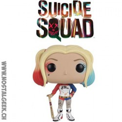 Pop DC Suicide Squad Harley Quinn