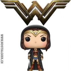 Funko Pop! DC Wonder Woman (Cloaked) Vinyl Figure