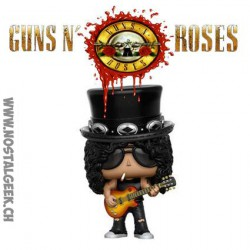 Funko Pop Music Guns N Roses Slash