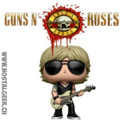 Funko Pop Music Guns N Roses Duff McKagan