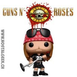 Funko Pop Music Guns N Roses Axl Rose