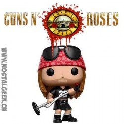 Funko Pop Music Guns N Roses Axl Rose