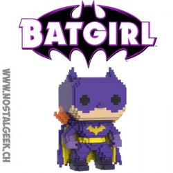 Funko Pop DC 8-bit Classic Batgirl Edition Limitée