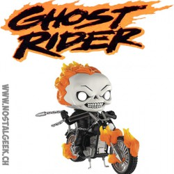 Funko Pop! Marvel Ghost Rider exclusive Vinyl Figure