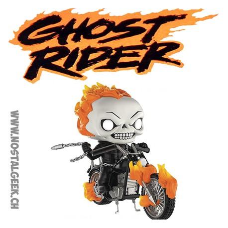 Funko Pop! Marvel Ghost Rider exclusive Vinyl Figure