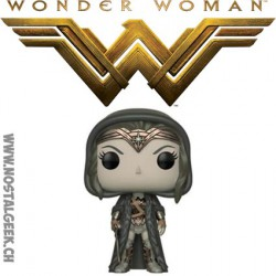 Funko Pop! DC Wonder Woman Sepia (Cloaked) Edition Limitée