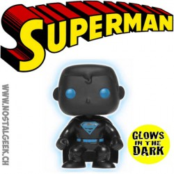Funko Pop DC Justice League Superman (Silhouette) Phosphorescent Edition Limitée