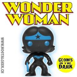 Funko Pop DC Justice League Wonder Woman (Silhouette) Phosphorescent Edition Limitée