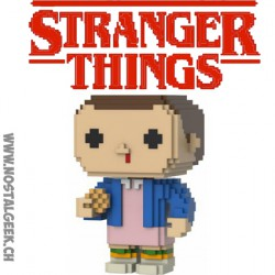 Funko Pop Stranger Things 8 Bit Eleven with Eggos Edition Limitée