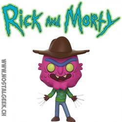 Funko Pop Cartoons Rick and Morty Scary Terry