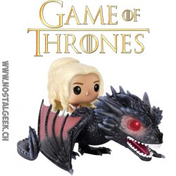Funko Pop Game of Thrones Daenerys et Drogon the dragon