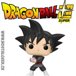 Funko Pop Dragon Ball Super Goku Black Vinyl Figure