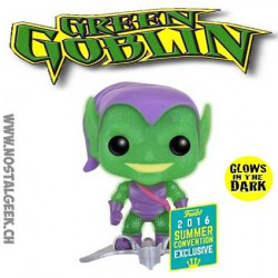 Funko Pop Marvel Green Goblin Glide & Glow in the dark - Summer Convention 2016