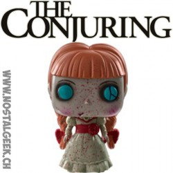 Funko Pop! Movies The Conjuring Bloody Annabelle Exclusive Vinyl Figure