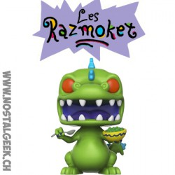 Funko Pop! TV Nickelodeon 90'S TV Rugrats (Razmoket) Reptar Cereal Edition Limitée