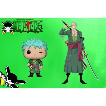 69b63e2da39 Toy Funko Pop Anime One Piece Series 2 Zoro Vinyl Figure geek suiss...