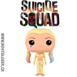 Funko Pop DC Suicide Squad Harley Quinn HQ Inmate Limited Vinyl Figure