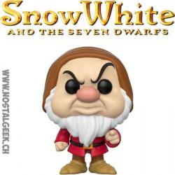 Funko Pop Disney Snow White (Blanche Neige) Grumpy (Grincheux)
