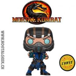 Funko Pop Games Mortal Kombat Sub-Zero Chase Vinyl Figure