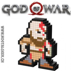 Lampe God Of War Kratos Pixel Pals Light up