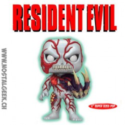 Funko Pop! 15 cm Games Resident Evil Glows in the Dark Limited Edition Oversized