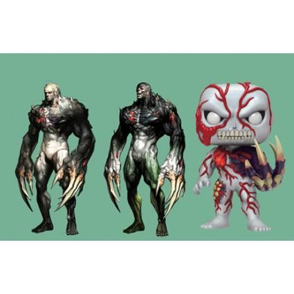 Vinyl-FunKo livraison gratuite! Resident Evil-Tyran Pop