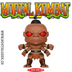 Funko Pop Games Mortal Kombat Goro Exclusive Vinyl Figure