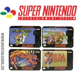Sous-verres Nintendo SNES