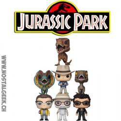Funko Pop Movies Jurassic Park Funko Pop Movies Jurassic Park Bundle of 7 Vinyl Figures