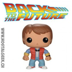 Funko Pop! Film Retour vers le futur Marty McFly